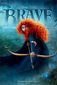 Pixar Brave Aaron Hartline
