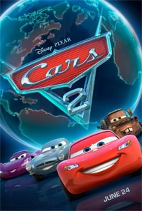 Pixar Cars 2 Anthony Wong