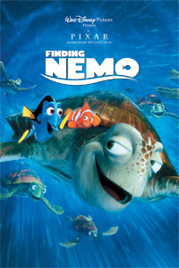 Pixar Finding Nemo David Tart