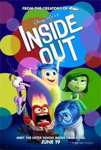 Pixar Inside Out Nate Wall