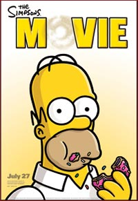 Simpsons Movie Jay Jackson