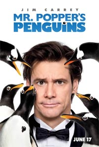Sony Mr Poppers Penguins Spencer Roberts
