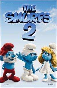 Sony Smurfs 2 Chad Stewart