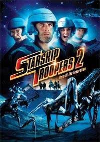 Tippett Studio Starship Troopers Gero Federation Brian Mendenhall