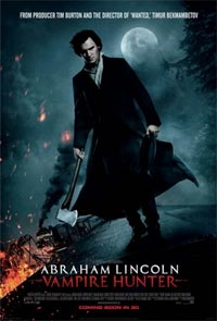 Weta Digital Abraham Lincoln Vampire Hunter Andrew Park