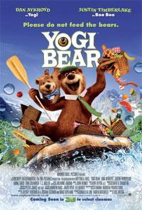 Yogi Bear Sean McComber