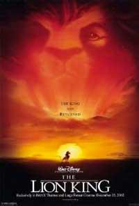 disney the lion king Chadd Ferron