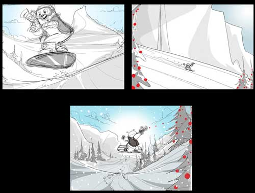 Storyboarding Fundamentals  Animation Mentor