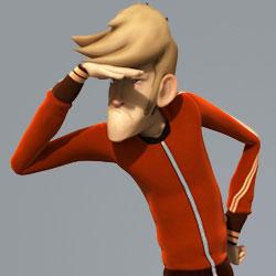 AM Rig Deivi Animation Characters