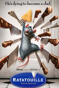 disney ratatouille Elliott Roberts