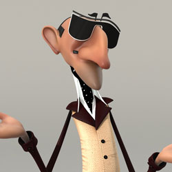 AM Rig Gumosa Animation Characters