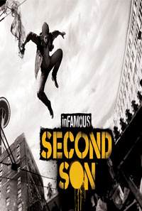 infamous second son Shahbaaz Shah