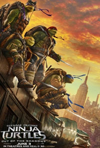 ninja turtles shadows Keith Sintay