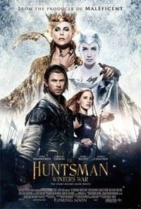 universal huntsman winters war Jay Davis