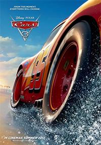 Pixar Cars3 Jude Brownbill