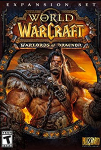 Blizzard warcraft warlords of draenor Craig Harris