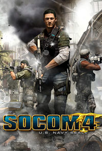 Sony SOCOM4 Reid Johnson