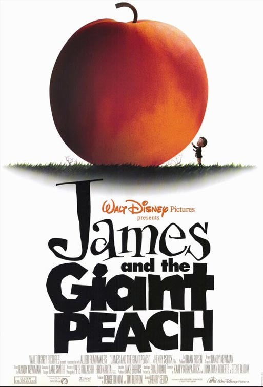 Disney James and the Giant Peach Mike Belzer