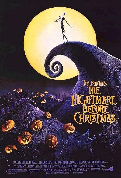 Disney nightmare before christmas Mike Belzer