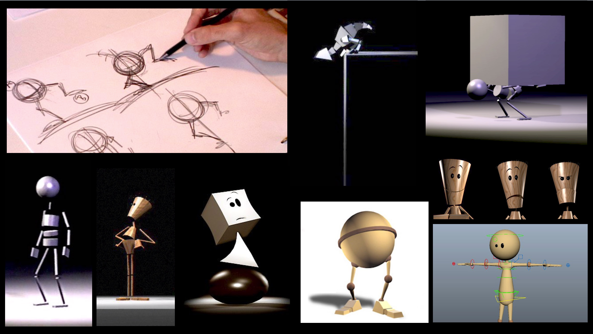 carlos baena characters simple Carlos Baena's Journey: Simplicity in Animation