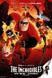 pixar the incredibles Carlos Baena