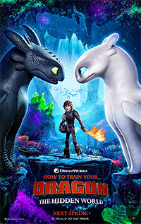 DreamWorks HowtoTrainYourDragon3 HiddenWorld Sean Sexton