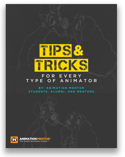 Animtion Mentor Tips Tricks for Beginners ebook