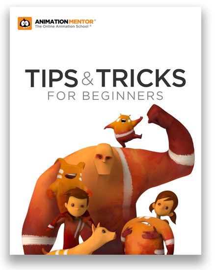 Animtion Mentor Tips Tricks for Beginners E-book