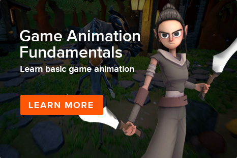Animation Mentor Game Animation Fundamentals Workshop