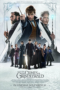 Framestore Crimes of Grindelwald Fantastic Beasts Stuart Ellis