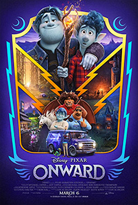 Pixar Onward Tarun Lak