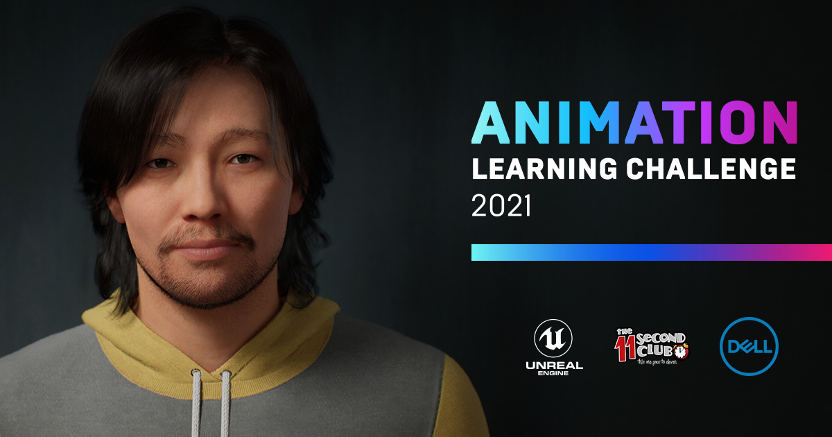Animation Learning Challenge 2021