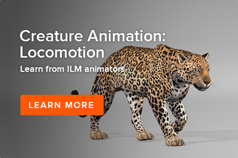 Animation Mentor Creature Animation: Locomotion Workshop
